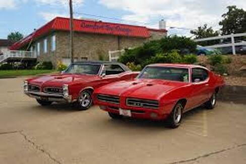 What was the last year of the Pontiac GTO?