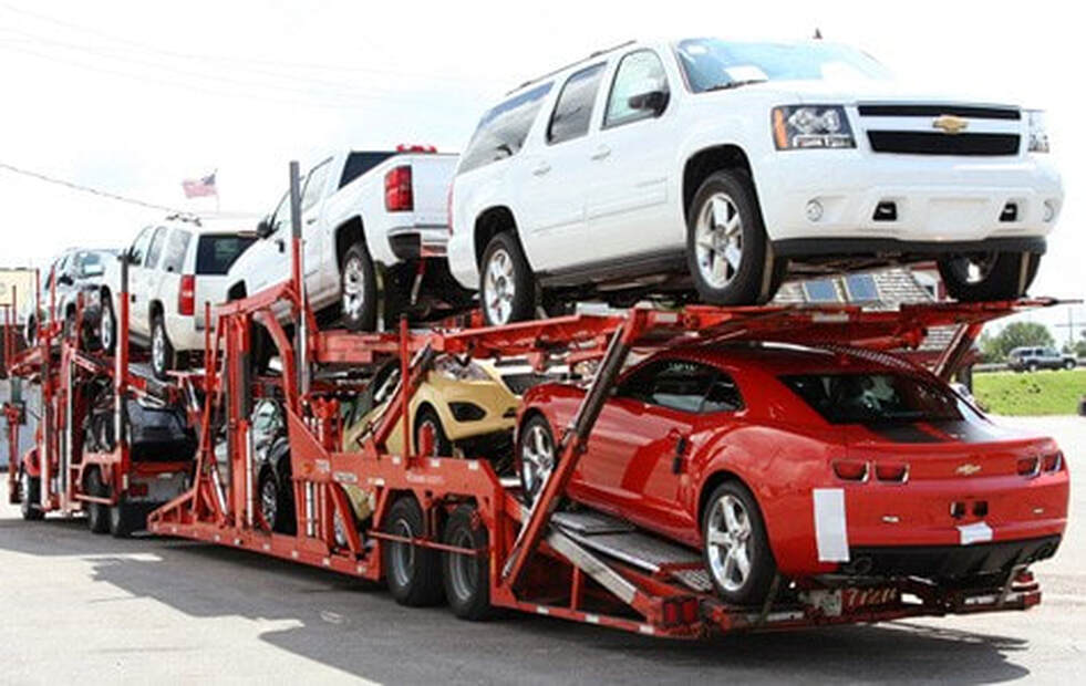 Auto Transport Information